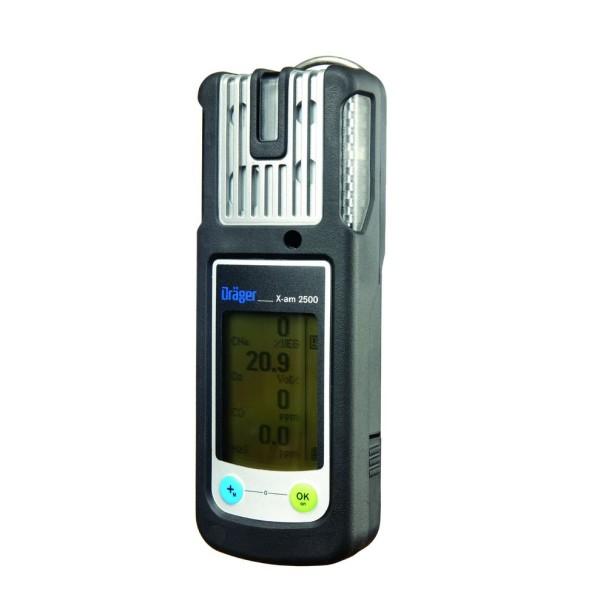 DRÄGER Gasmessgerät X-am® 2500 Ex O2 CO H2S-LC