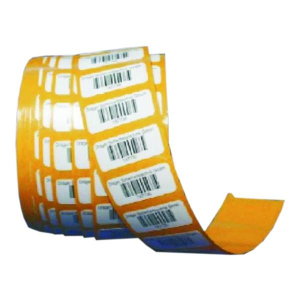 DRÄGER Barcode-Etiketten (außen)