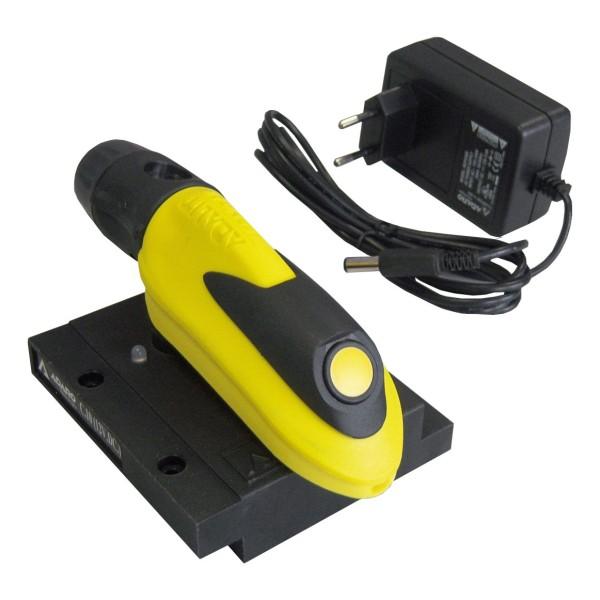 ADALIT Ladegerät 230 V für Helmlampe L-10 ATEX