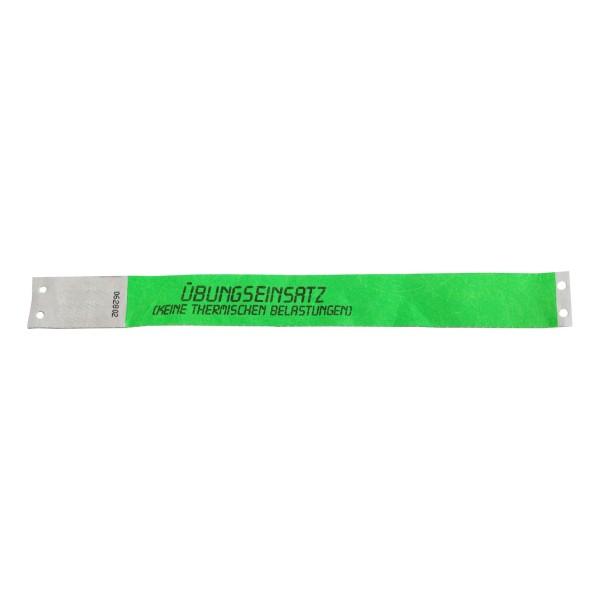DRÄGER Kontrollband grün