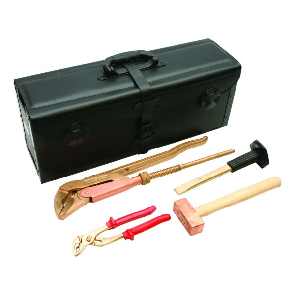Werkzeugsatz für RW, RW 2 einschließlich Tasche