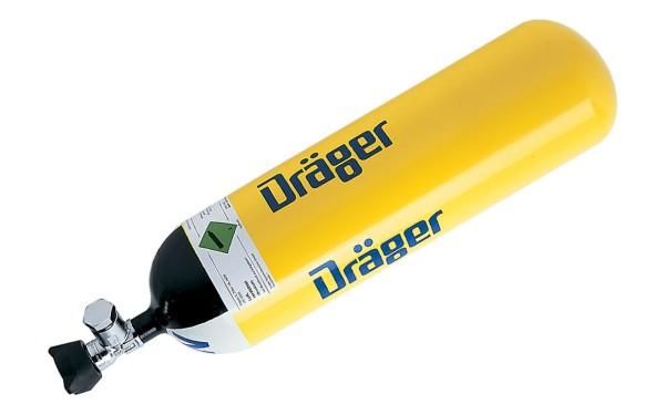 DRÄGER Druckluftflasche 6 l/300 bar