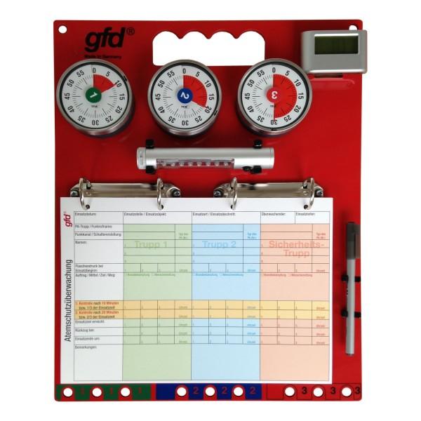 gfd® Atemschutzüberwachungstafel Hoch