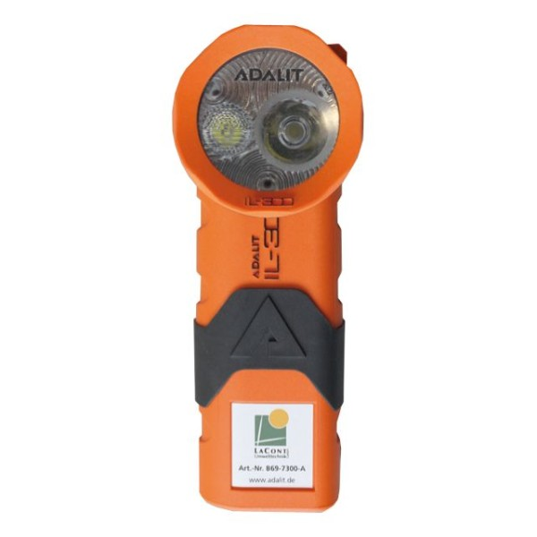 ADALIT Handlampe IL-300 ATEX