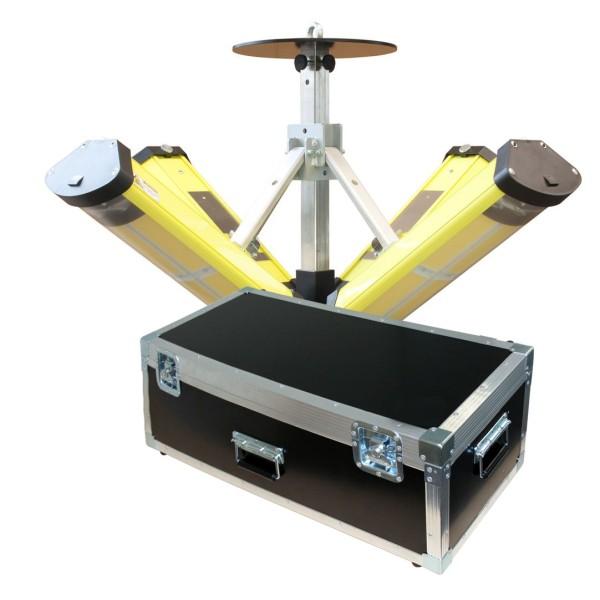 ALDEBARAN® 360° FLEX LED 600 COMPACT 2.0 m. Koffer