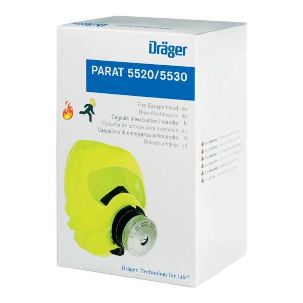 DRÄGER Brandfluchthaube Parat® 5520 Soft Pack