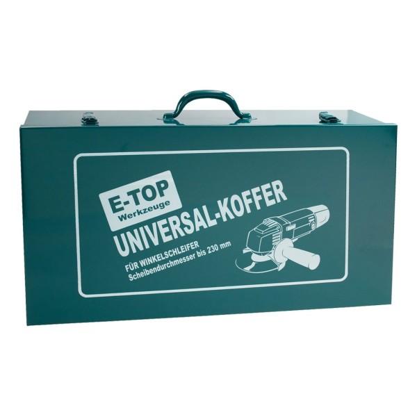 Aufbewahrungskasten für Winkelschleifer
