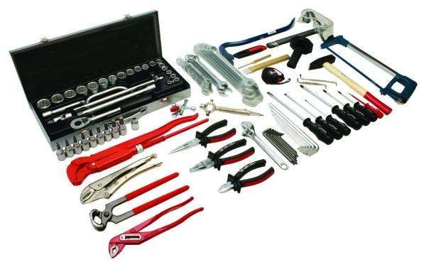 Werkzeugsatz DIN 14881-FWKa ohne Kasten