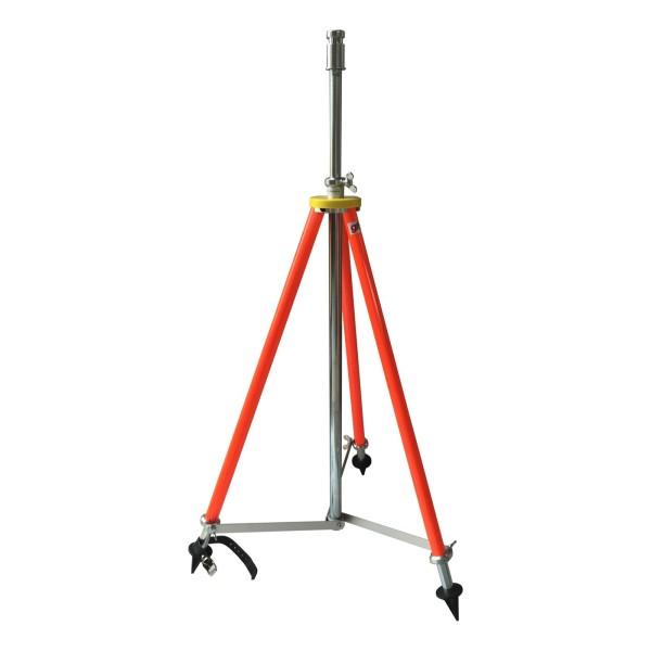 gfd® Dreibeinstativ / ausziehbare Höhe 1,85 m