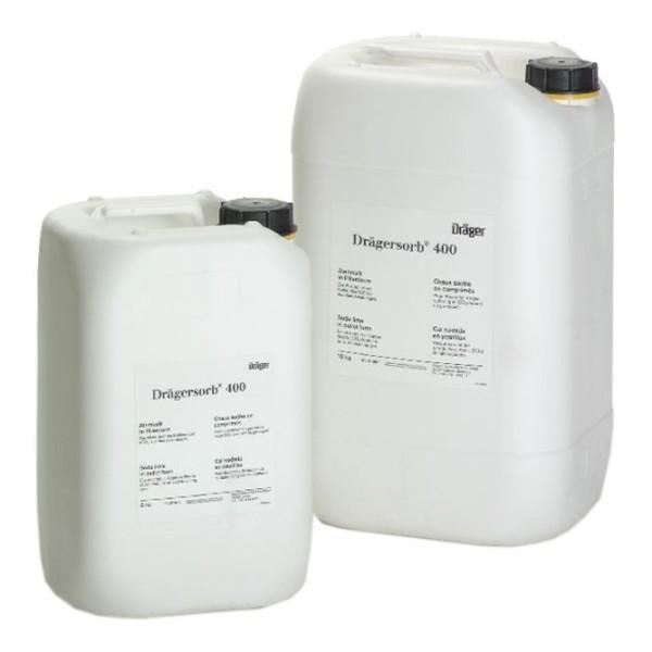 DRÄGER Atemkalk Drägersorb® 400 8 kg-Gebinde