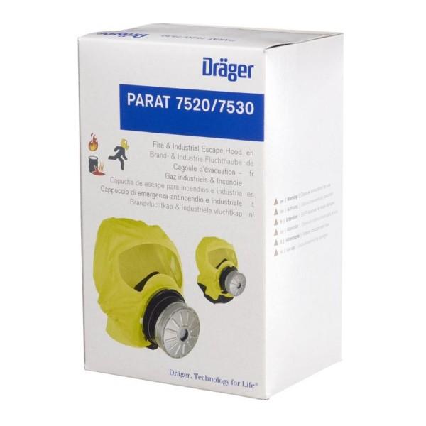 DRÄGER Brandfluchthaube Parat® 7520 Soft Pack