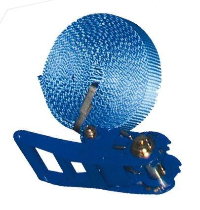 Spann- und Verlängerungsgurt 10 m, blau