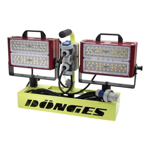 Scheinwerferträger Satz LED 160 W