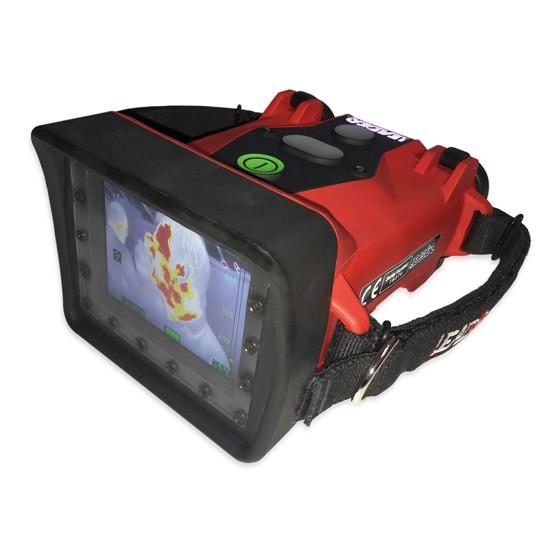 LEADER Wärmebildkamera TIC 4.3
