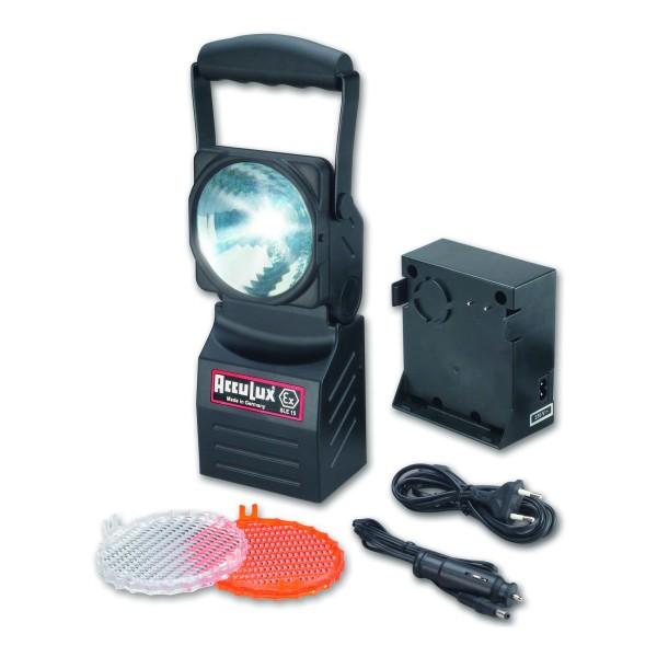 ACCULUX Handscheinwerfer SLE 15 EX, Set