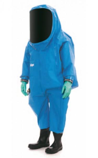 *Vorführgerät* Dräger CPS 7900, inkl. Antifog, Gr. XL, farbe blau