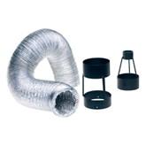 LEADER Spiralschlauch für Nebelmaschine Smoke 5